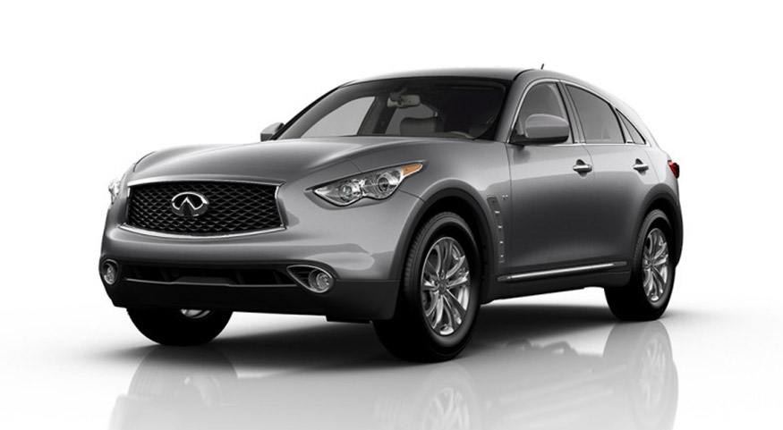 QX70 Performance Crossover