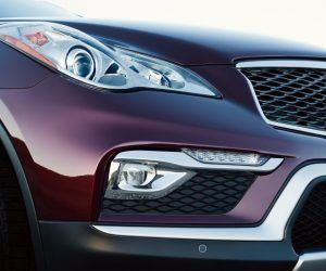 Markham Infiniti Reviews the 2017 QX50 AWD Premium! | Toronto