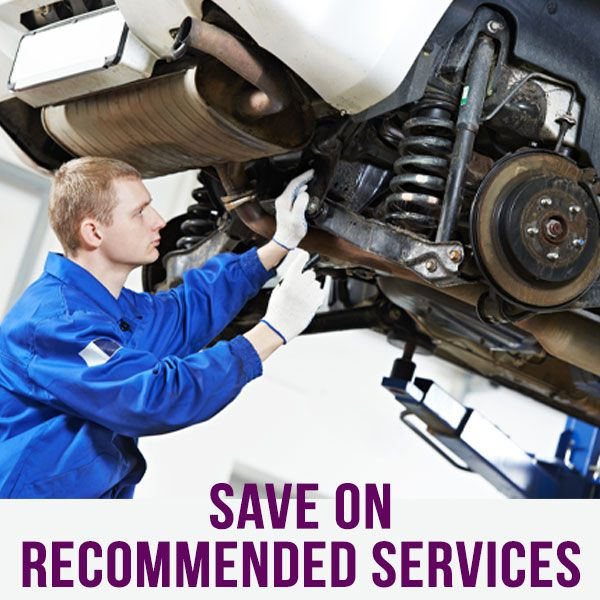 Save on Recommended Services