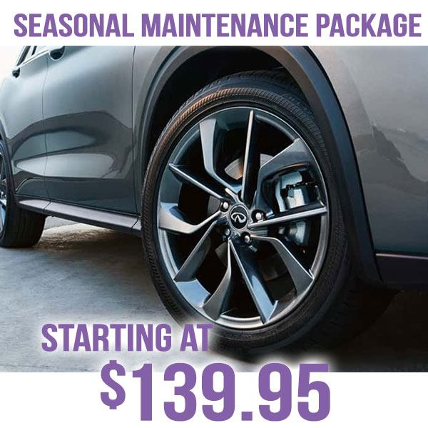 Seasonal Maintenance Package