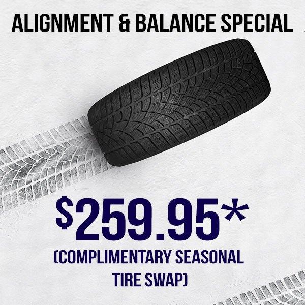 Alignment & Balance Special