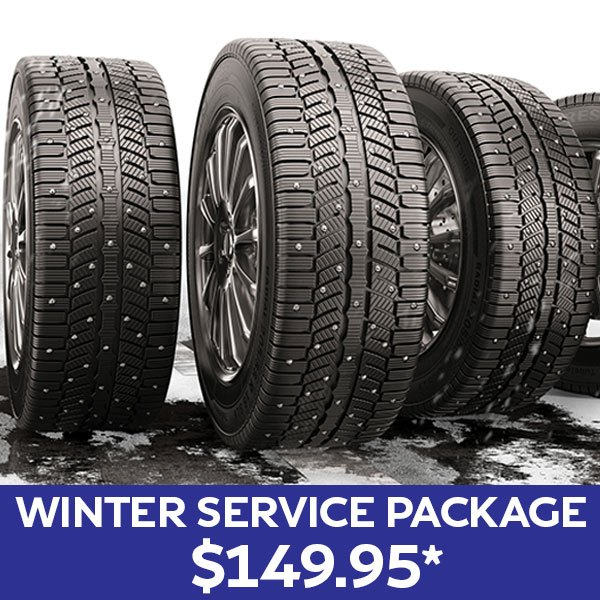 Winter Service Promotion