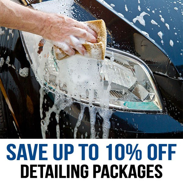 Detailing Packages – 10% off al Packages!