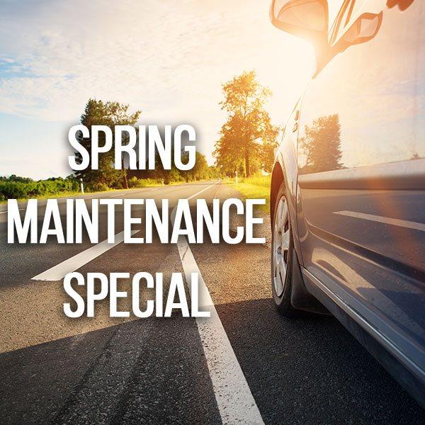 Spring Maintenance Package